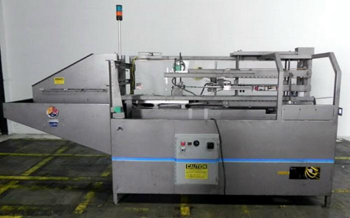 Stock no: 6304 - Case Erector/Bottom Tape Sealer