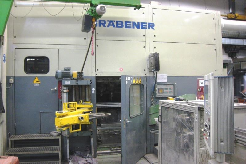 Stock no: 6501 - CALIBRATING & COLD FORGING PRESS