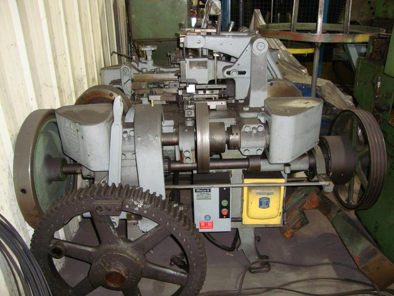 Stock no: 7155 - FOUR SLIDE WIRE MACHINE