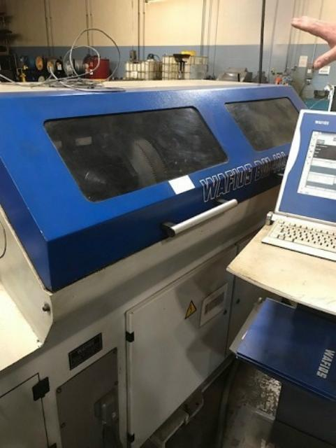 Stock no: 7800 - 3D CNC WIRE FORMER