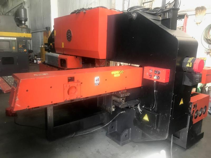 Stock no: 7690 - CNC Turret Punch Press