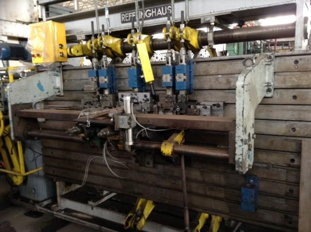 Stock no: 7497 - Wire & Strip Bending Machine