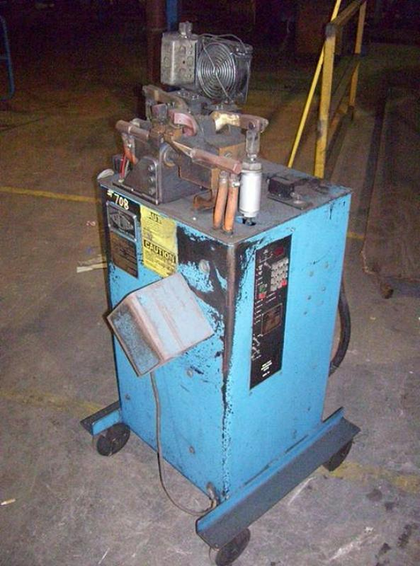Stock no: 6066 - High Production Ring Welder