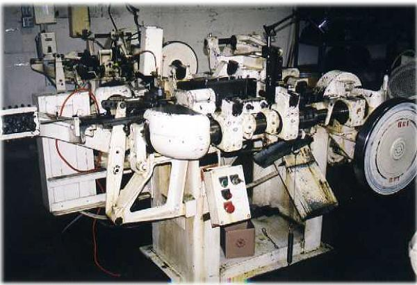 Stock no: 6505 - FOUR SLIDE WIRE MACHINE