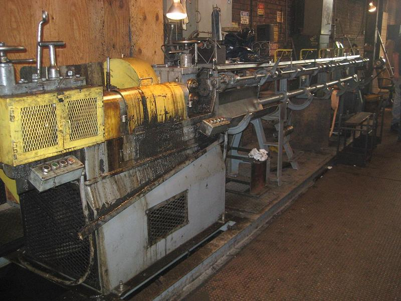 Stock no: 6237 - STRAIGHT & CUT WIRE MACHINE