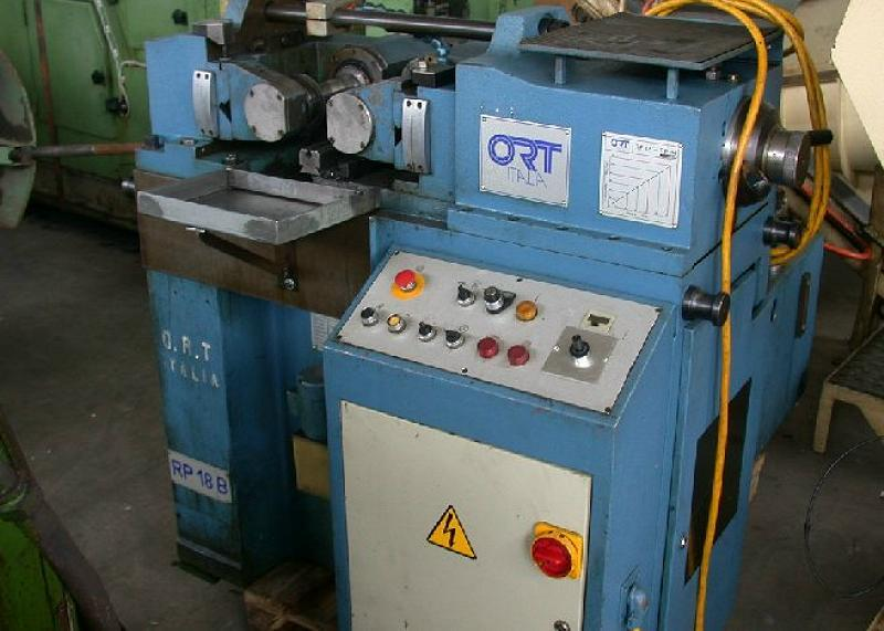 Stock no: 6708 - TWO DIE CYLINDRICAL THREAD ROLLING MACHINE