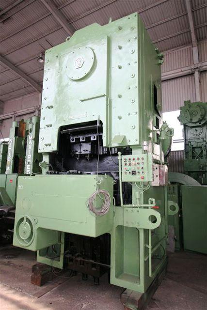 Stock no: 5170 - 450 Ton MULTI STAGE FORGING PRESS