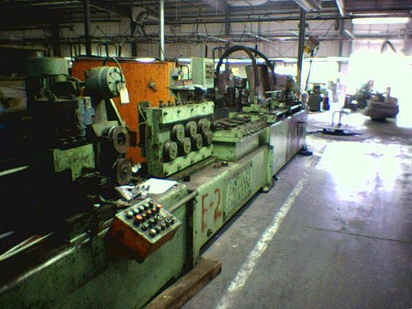 Stock no: 4173 - DRAW, STRAIGHTEN & CUTTING LINE LINE