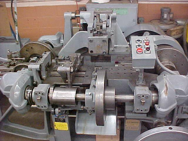 Stock no: 6562 - FOUR SLIDE WIRE MACHINE