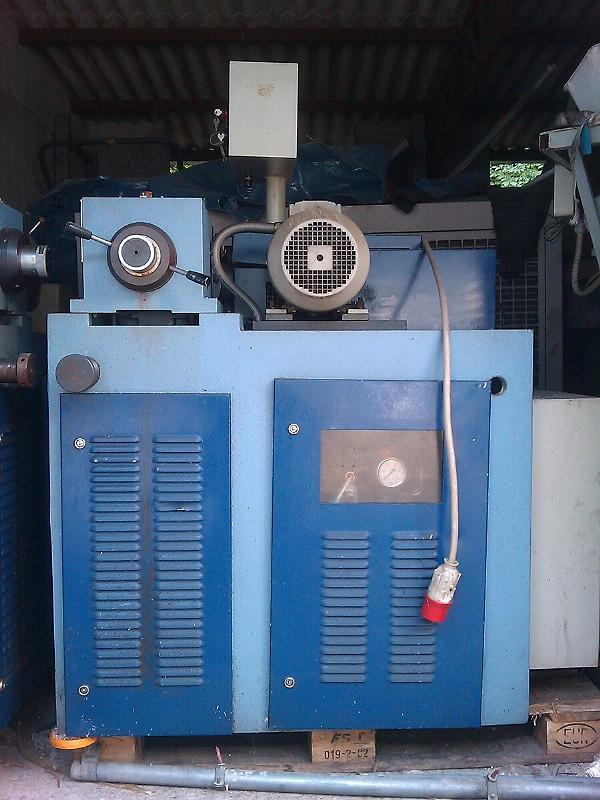 Stock no: 6705 - TWO DIE CYLINDRICAL THREAD ROLLING MACHINE
