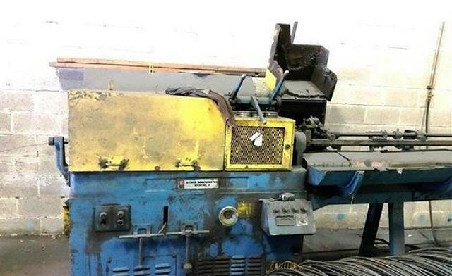 Stock no: 7217 - HIGH SPEED STRAIGHTENING & CUTTING MACHINE