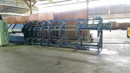 Stock no: 7429 - Multi-Line Straightening & Cutting Machine