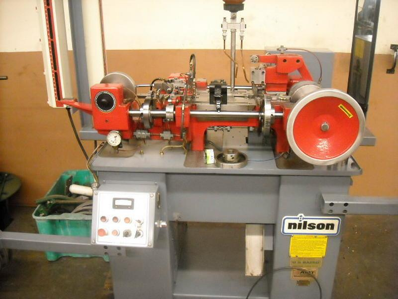 Stock no: 6574 - 4-SLIDE WIRE FORMING MACHINE