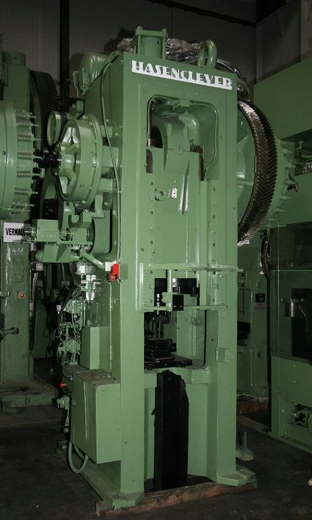 Stock no: 7184 - 200 Ton Eccentric Forging Press