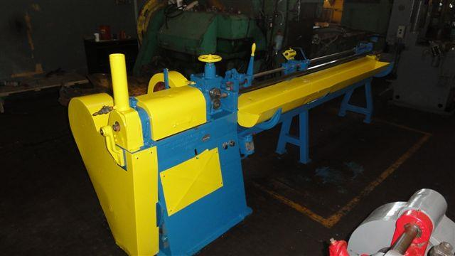 Stock no: 5920 - STRAIGHT & CUT-OFF MACHINE