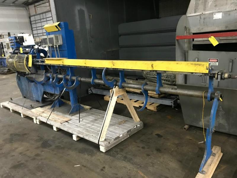 "Stock no: 7665 - 5/16"" x 12' STRAIGHT & CUT WIRE MACHINE"