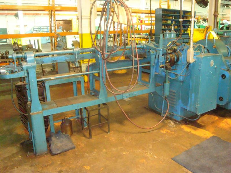 Stock no: 7304 - STRAIGHT & CUT WIRE MACHINE