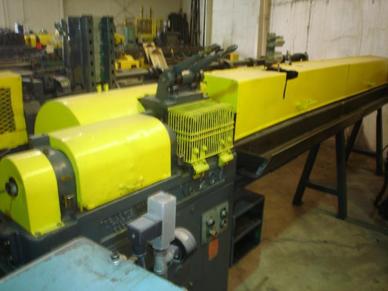 Stock no: 7639 - STRAIGHT & CUT-OFF MACHINE