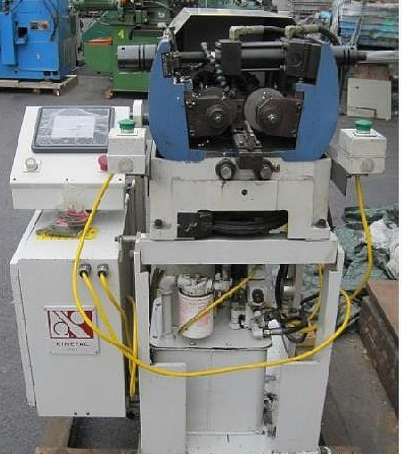 Stock no: 7277 - TWO DIE CYLINDRICAL THREAD ROLLING MACHINE