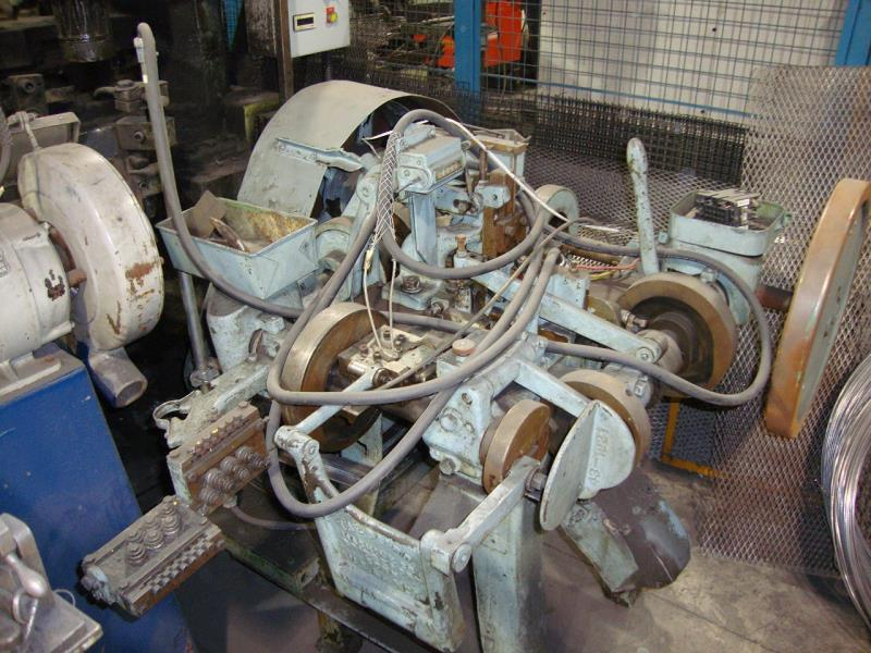 Stock no: 7153 - FOUR SLIDE WIRE MACHINE