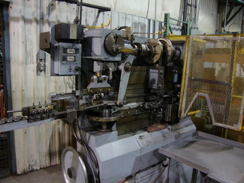 Stock no: 7156 - VERTICLE FOUR SLIDE WIRE MACHINE