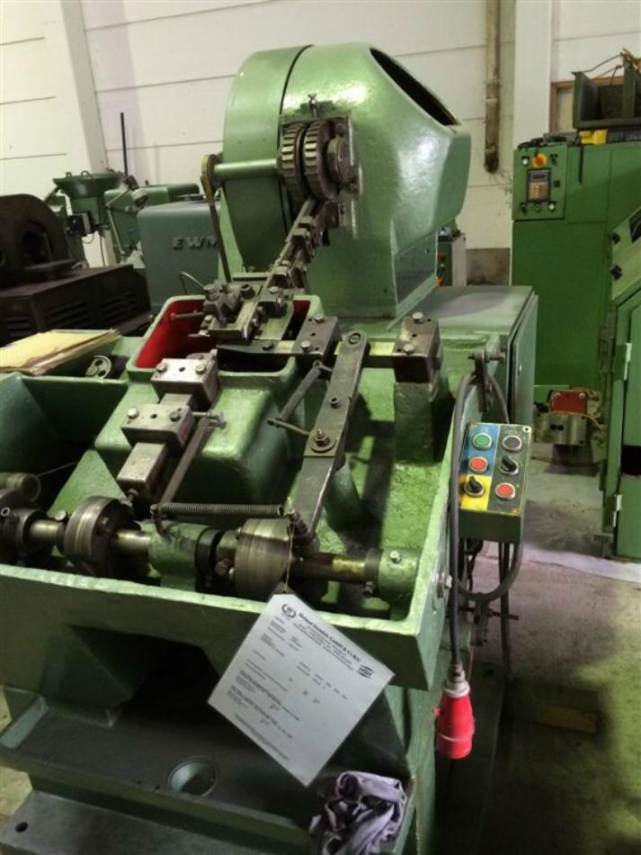 Stock no: 7571 - POINTING, CHAMFERING, ROUNDING MACHINE