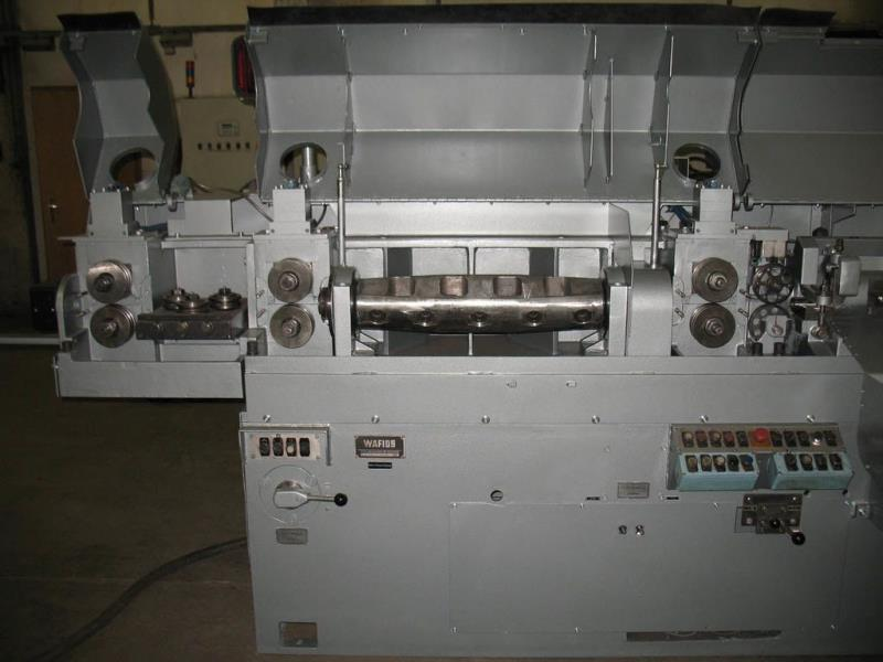 Stock no: 7159 - WIRE STRAIGHTEN & CUTTING MACHINE
