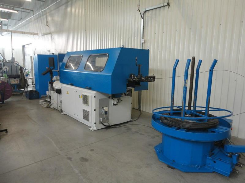 Stock no: 6763 - 3D CNC WIRE BENDER