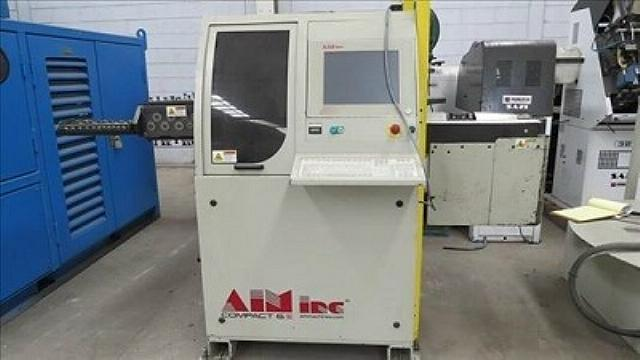 Stock no: 7798 - 3D CNC WIRE BENDER