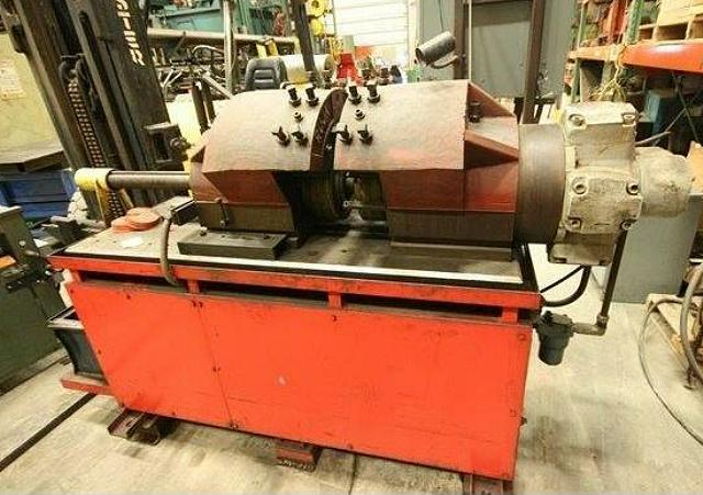 Stock no: 7275 - DOUBLE END MAGAZINE FEED PLANETARY THREAD ROLLING MACHINE